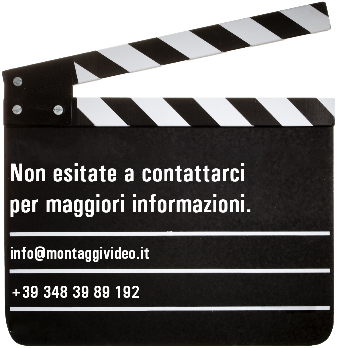 Contatti Montaggi Video.it